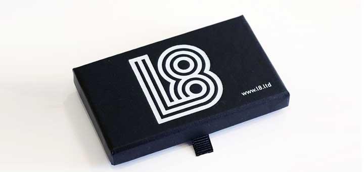 Програмне забезпечення L8