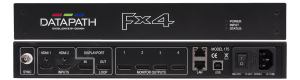 Fx4 Display Wall Controller