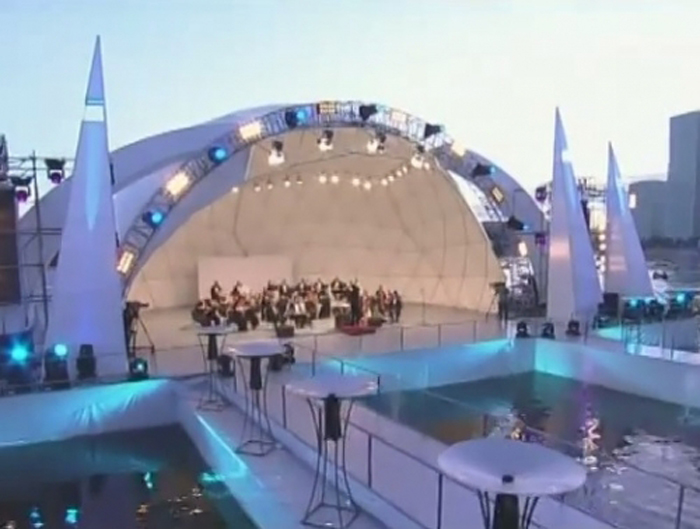 "LC.UA на ""Реке Звука"", г. Астана, Казахстан, LC.UA"