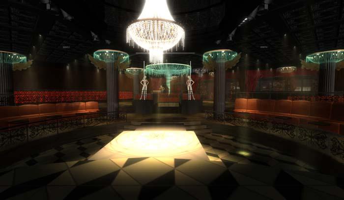 Ночной клуб DECADENCE HOUSE, LC.UA