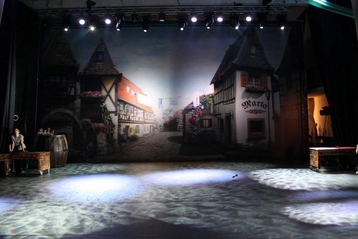 3D шоу «Барон Мюнхгаузен», LC.UA